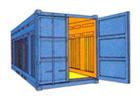 Утепление контейнеров и вагонов